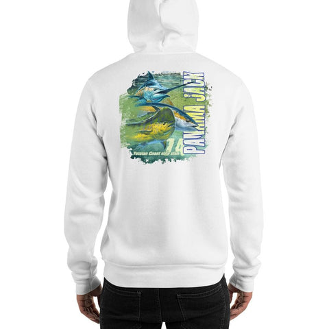 Yucatan Coast Elite Slam Fishing Unisex Hoodie - 2 Sided Print