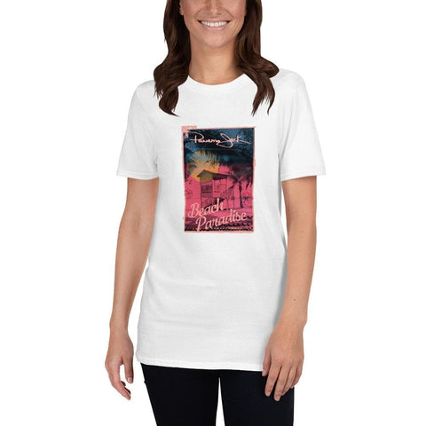 Beach Paradise Short-Sleeve Unisex T-Shirt
