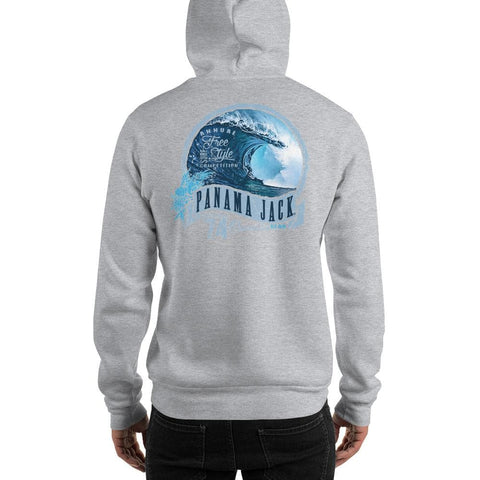Free Style Surf Competition Unisex Hoodie - 2 Sided Print