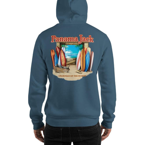 Chairman Of The Boards Unisex Hoodie - 2 Sided Print