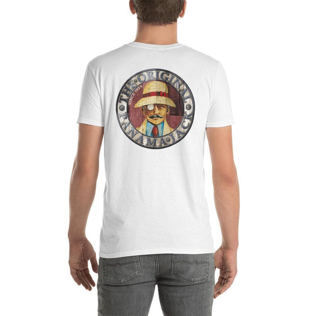 Original Wood Man Short-Sleeve Unisex T-Shirt - 2 Sided Print