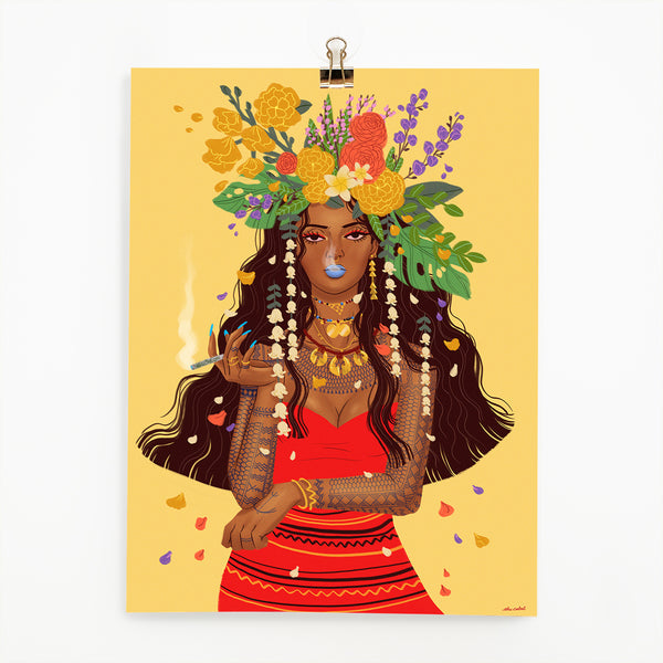 Mother Nature Print (9