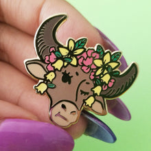 Load image into Gallery viewer, Carabao Enamel Pin