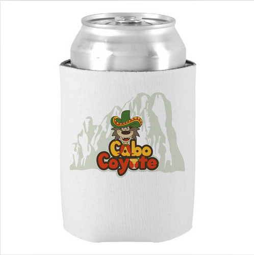 Coyote Arch Koozie