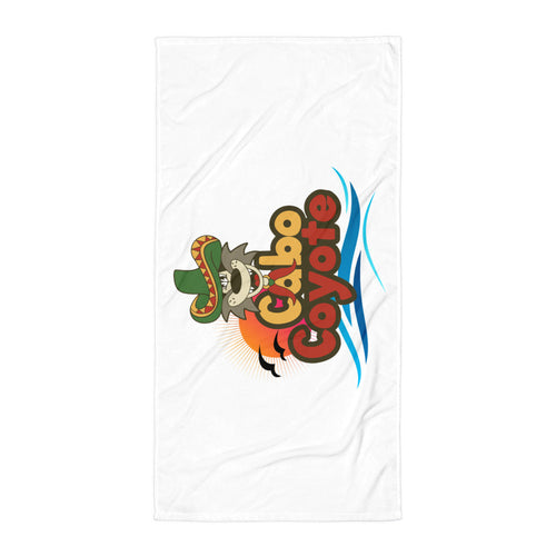 Fun in the Sun Beach Towel