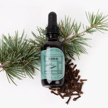 Load image into Gallery viewer, Beard Oil No. 2 // Pine & Clove