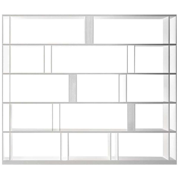 White Brera Bookcase