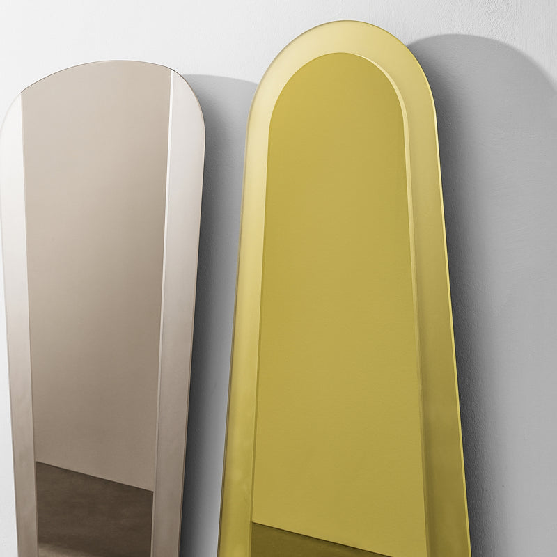 Clessidra mirror (Yellow)