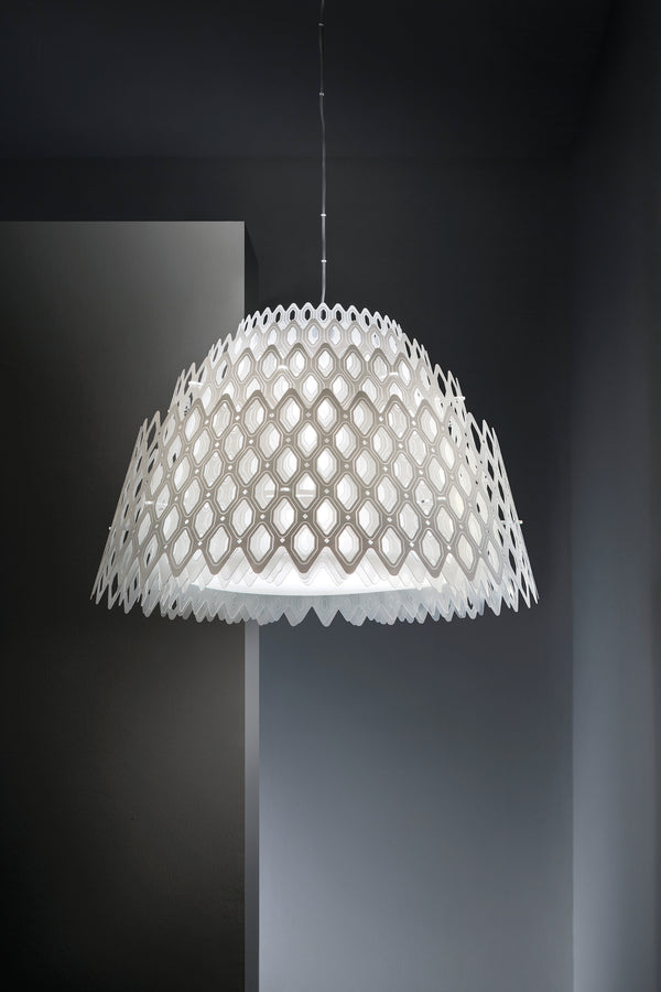 Half-Charlotte suspension Lamp