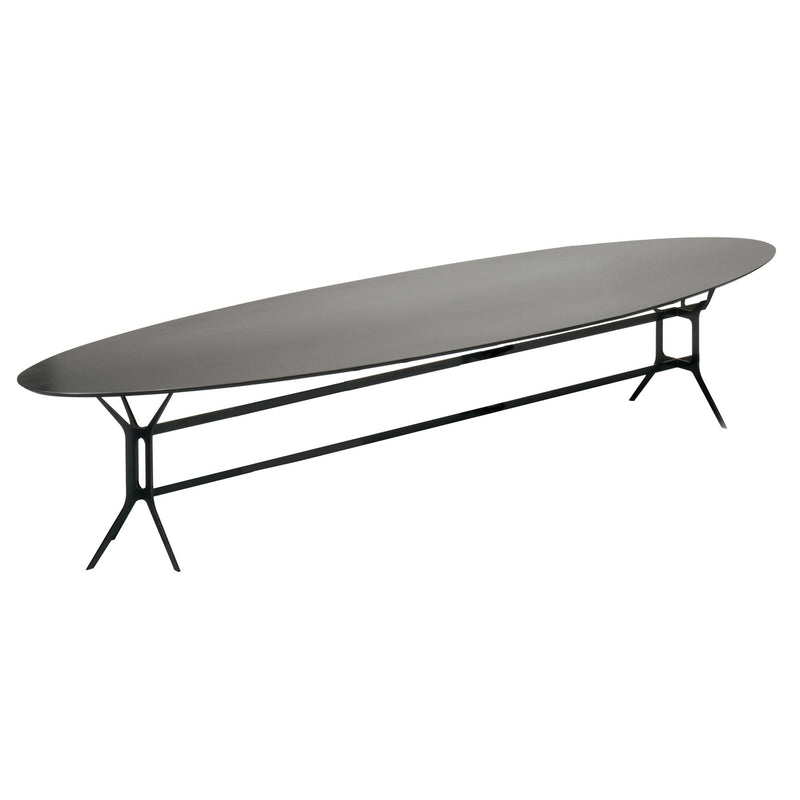 Arabesque Oval table