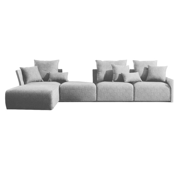 Begin Grey Outdoor Sofa