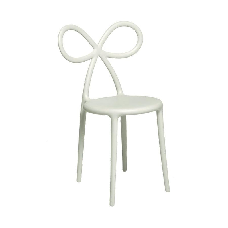 White Ribbon Chair