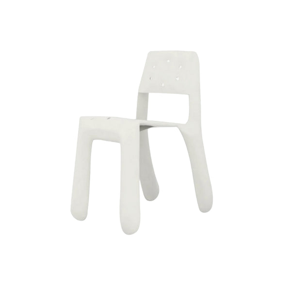 Limited Edition Chair in Glossy White Finish