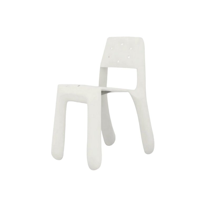 Chippensteel 0.5 White Chair