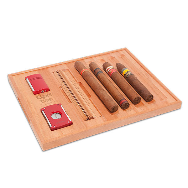 Spanish Cedar Cigar Tray