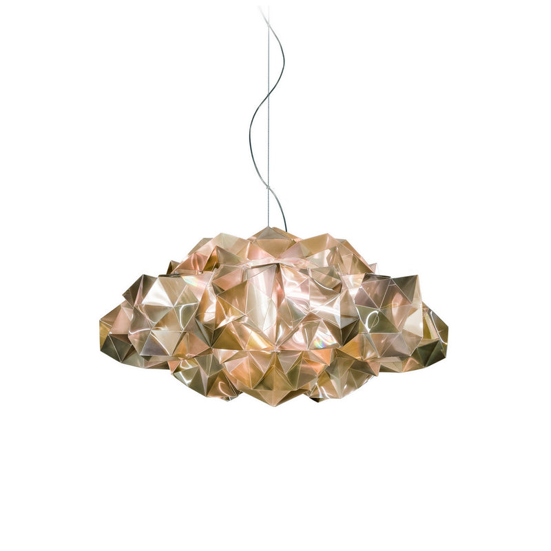 * Drusa suspension lamp velvet