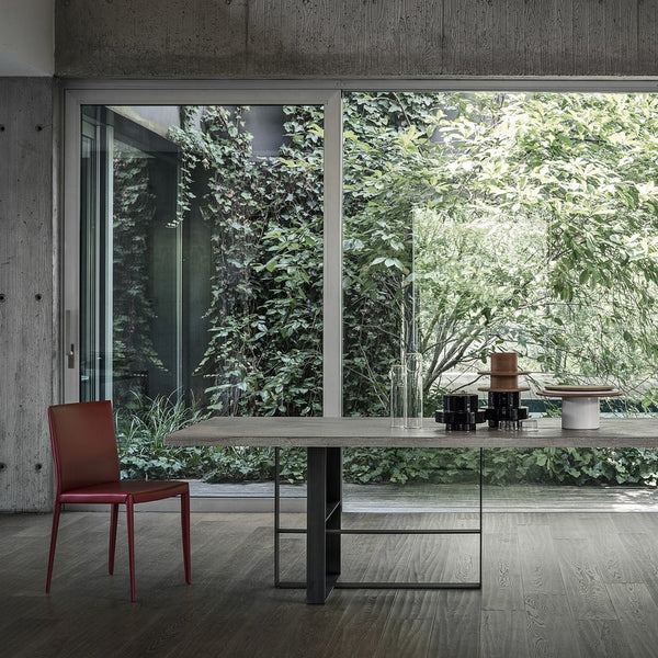 Atelier Grey Dining Table