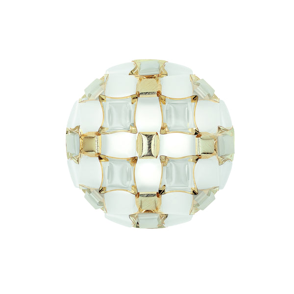 Mida Wall Lamp Gold