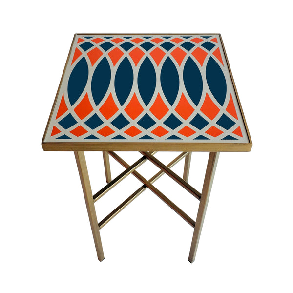 Motif Side Table