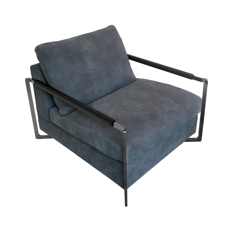 No Logo Grey Armchair