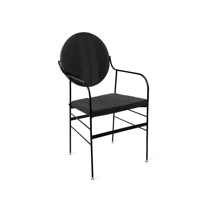 Luigina chair black