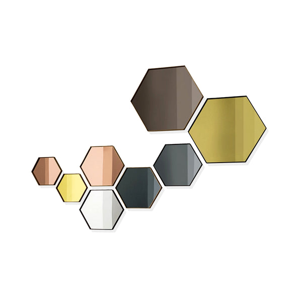 Visual Hexagonal Mirror