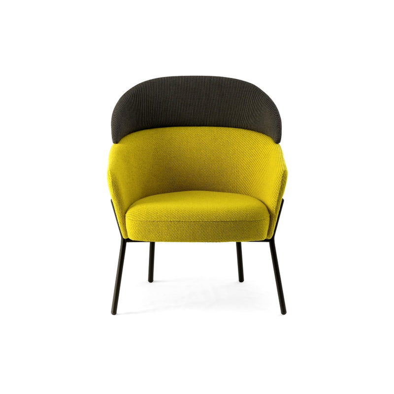 Yellow Wam Lounge Chair
