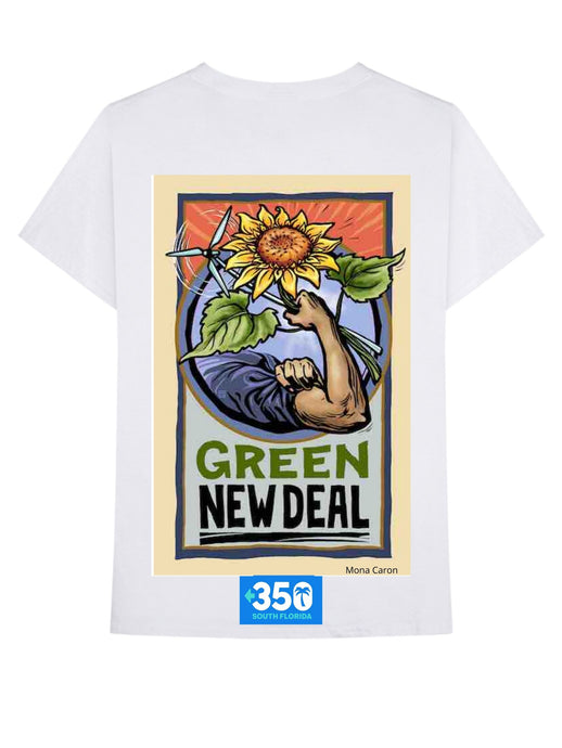 Green New Deal T-Shirt 2