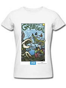 Green New Deal T-Shirt 1