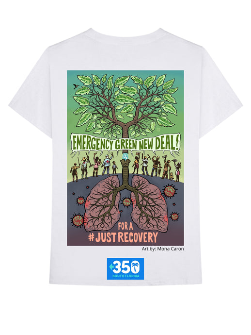 Emergency Green New Deal T-Shirt