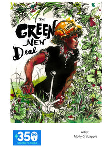 Green New Deal - Molly C Design