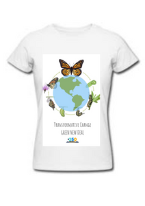 Transformative Change GREEN NEW DEAL T-shirt
