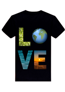 LOVE Earth Tshirt