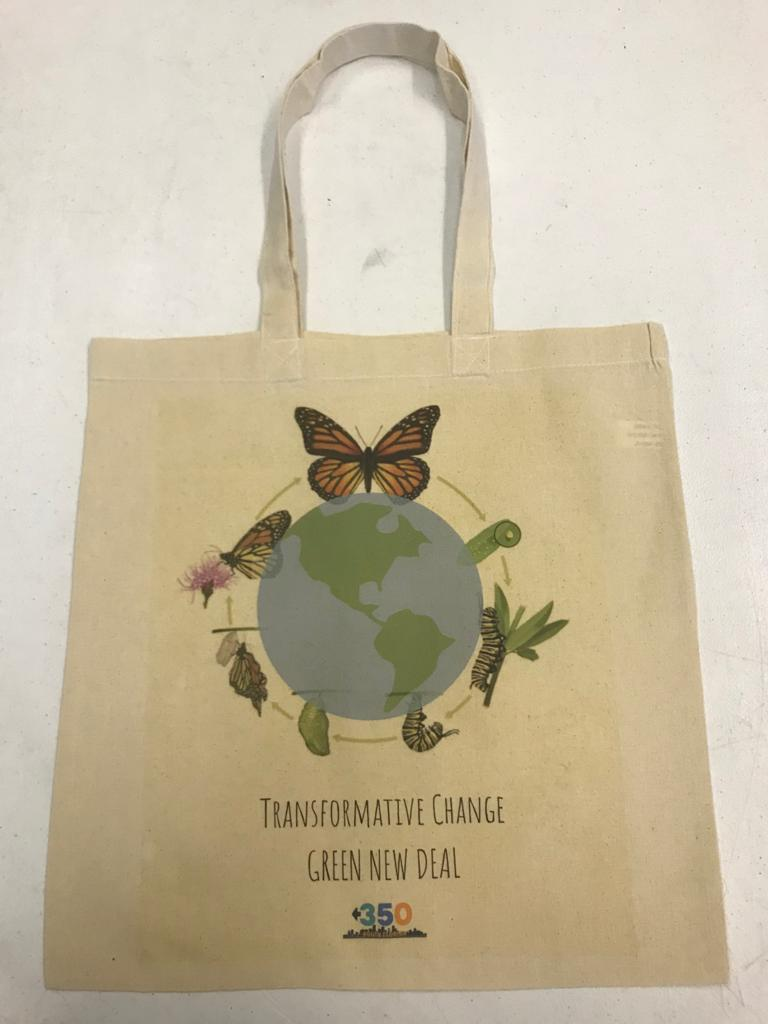 Transformative Change GREEN NEW DEAL - Bag