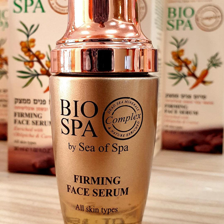 Sérum Facial de Firmeza BIO SPA Minerais do Mar Morto