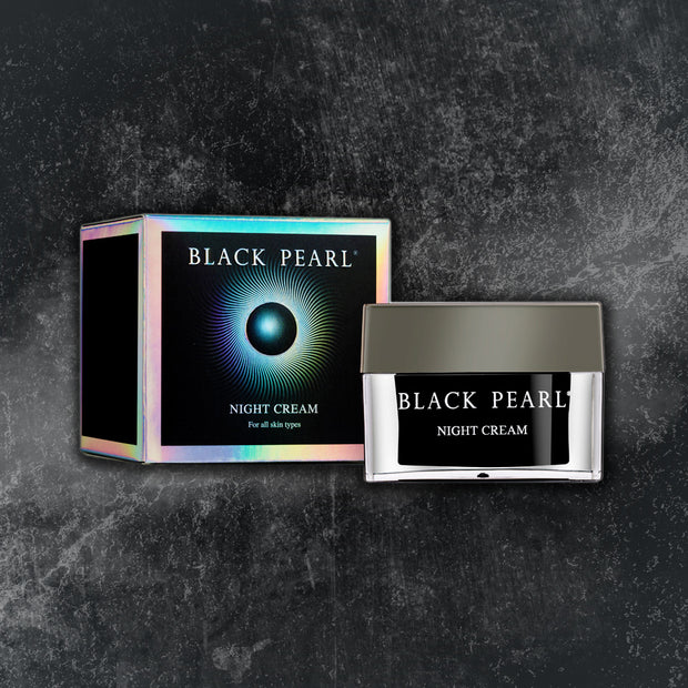 Nourishing Night Cream BLACK PEARL™ MARNIN