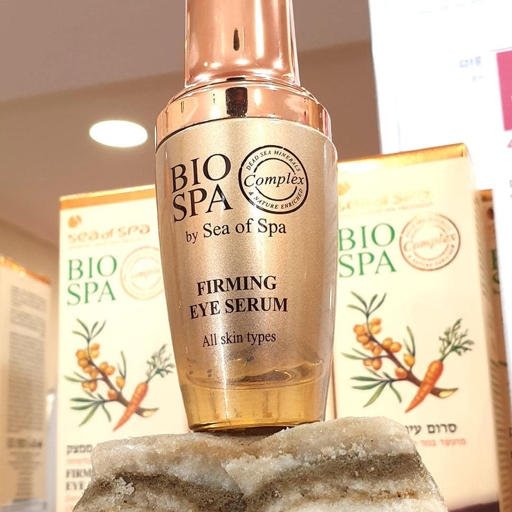 Sérum para Olhos Reafirmante BIO SPA do Mar Morto