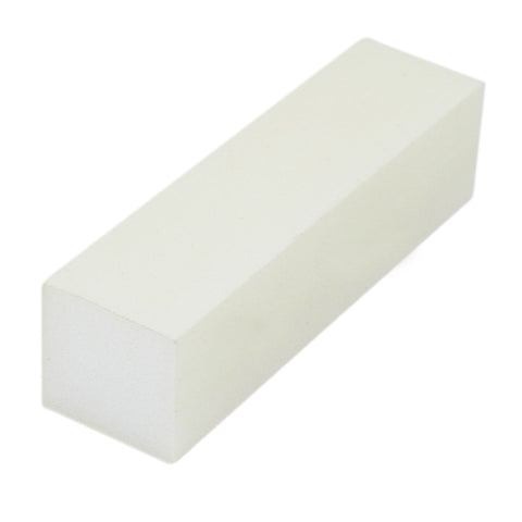 Hawley Nail File (1007) White Block Buffer 4-Sided 100/100