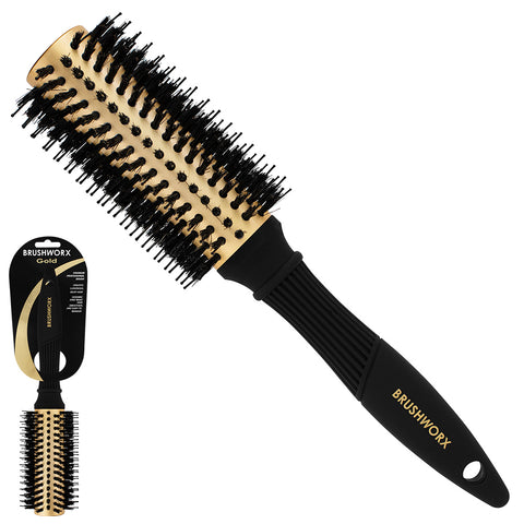 Brushworx Gold Porcupine Brush - Large