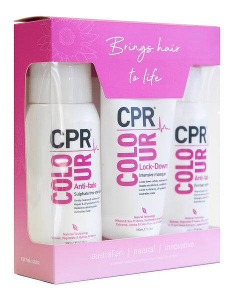 CPR Colour Trio Pack