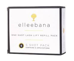 Elleebana One Shot Lash Lift Refill Pack 5