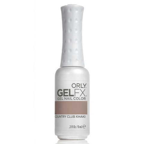 Orly GELFX Gel Nail Color Country Club Khaki 9ml