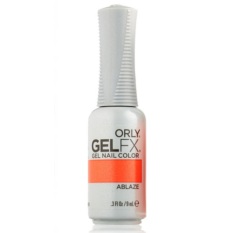 Orly GELFX Gel Nail Color Ablaze 9ml