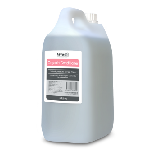 Wavol Organic Conditioner 5L