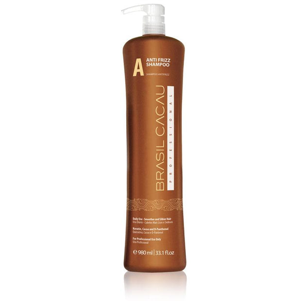 best shampoo to stop my hair frizz
