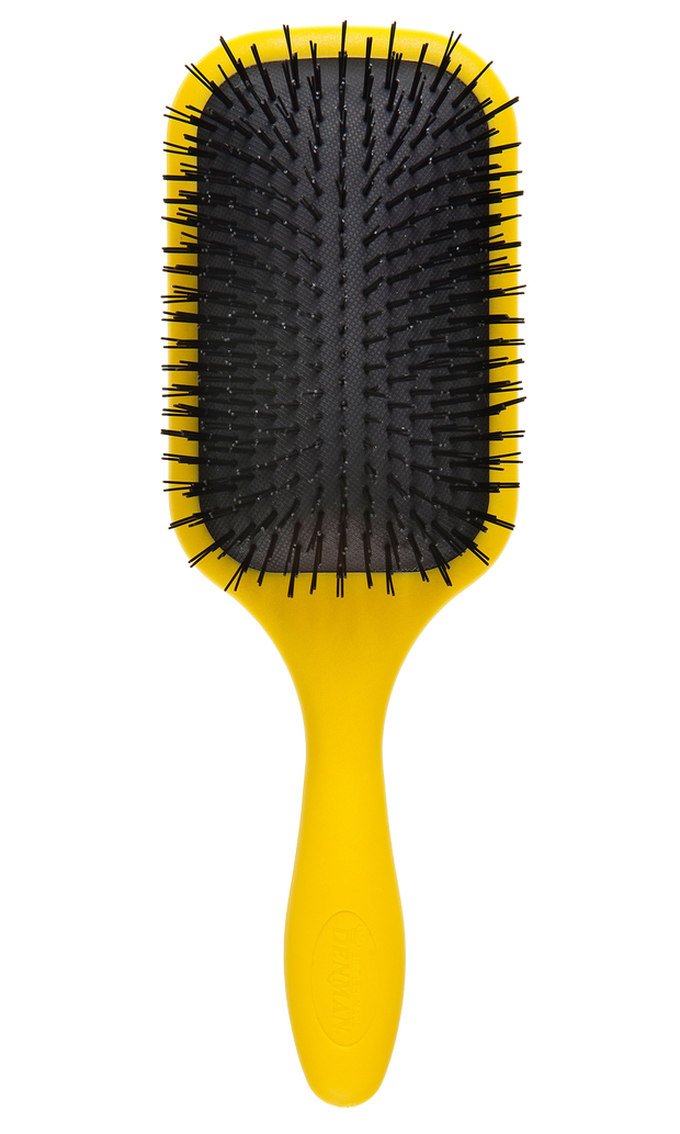 Denman D90L Yellow Tangle Tamer Ultra