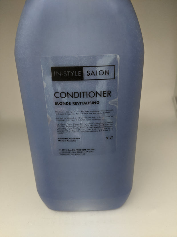 Instyle Blonde Conditioner 5Litre