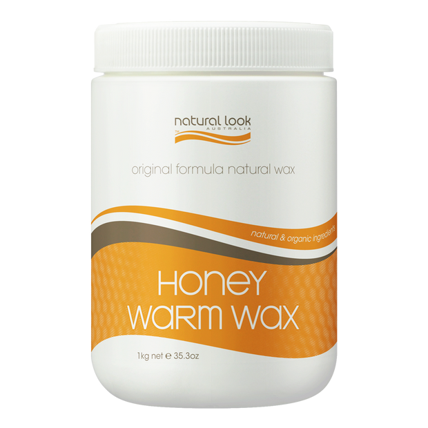 Natural Look Honey Warm Wax