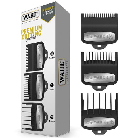 premium clipper attachment cutting guides  set