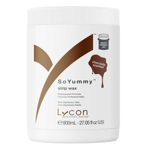 Lycon Strip Wax So Yummy  800ml